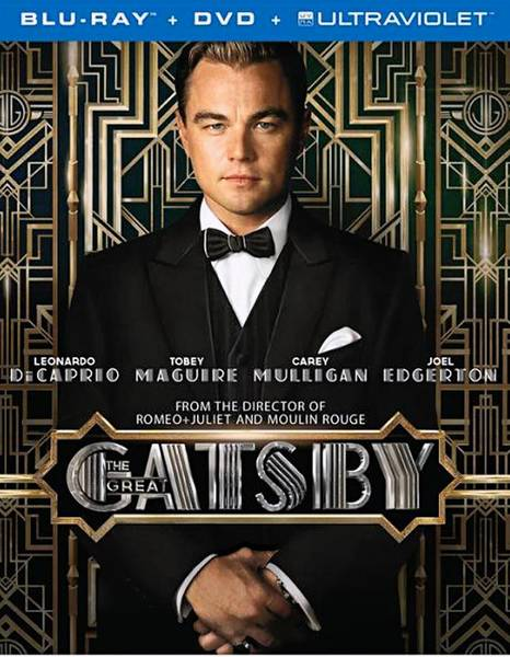 'The Great Gatsby' arrives on DVD and Blu-Ray on Tuesday.