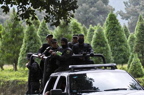 Mass grave providing answers in mysterious Mexico kidnapping