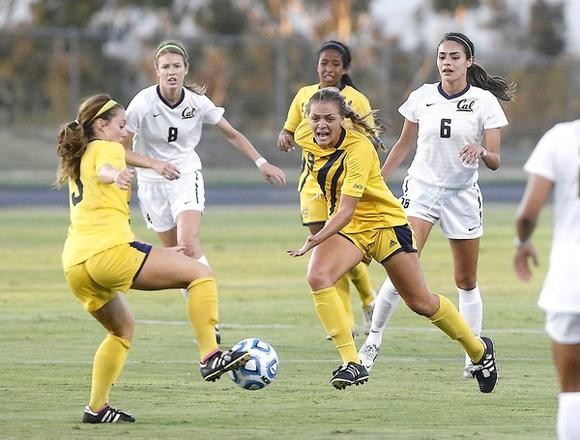 Women's Soccer: Bears handle 'Eaters in season opener ...
