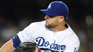 Dodgers beat Red Sox, 2-0, as NL West lead goes to great expanse