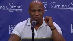 Mike Tyson: 'I did a lot of bad things, and I want to be forgiven'