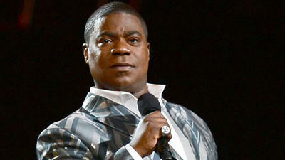 Ravens get surprise visit from comedian Tracy Morgan and cancel…