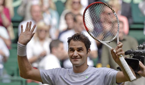 Roger Federer, shown earlier this year, is aiming to win the U.S. Open this year for the sixth time.