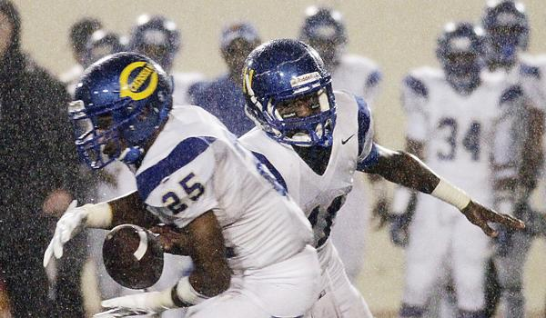 Crenshaw running back Jacob Knight, left, will be one to watch in 2013.