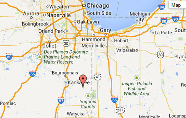 2 shot, 1 hit by vehicle in Kankakee County