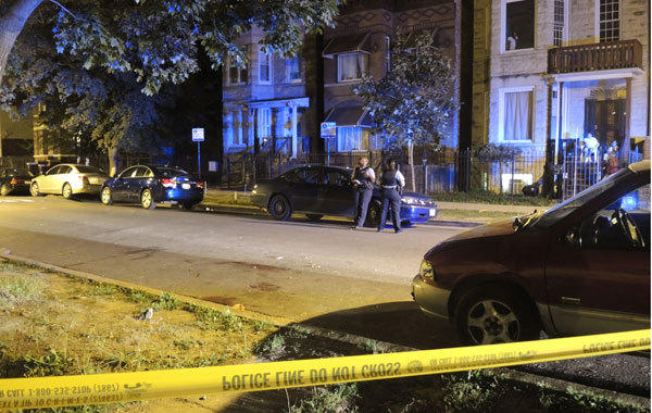 Police: Boy, 16, critically wounded during West Side shooting