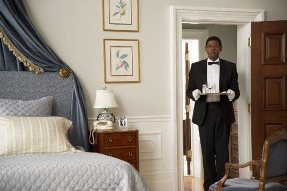 """The Butler"" was the No. 1 for the second consecutive weekend, beating ""Mortal Instruments: City of Bones,"" ""The World's End"" and ""You're Next."""