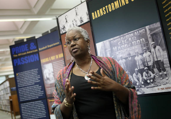 Sharon Robinson, Jackie Robinson's daughter