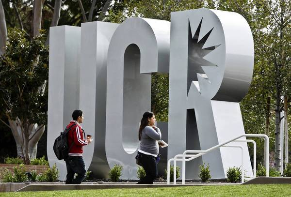 "UC Riverside was second in the ""socially conscious"" college ranking by Washington Monthly. Last year it was ninth."