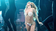 MTV Video Music Awards: Watch Lady Gaga perform 'Applause'