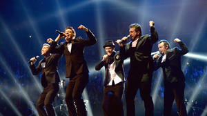 MTV Video Music Awards: 'N Sync reunites