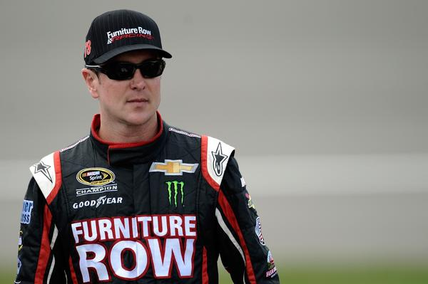 Kurt Busch has told multiple sources he's set to join Stewart-Haas Racing next season.