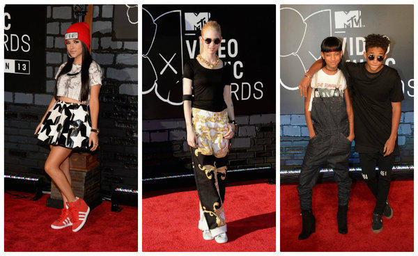 3 VMAs fashion statements that weren't awful - latimes