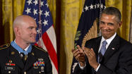 Obama awards Medal of Honor to Afghan war veteran