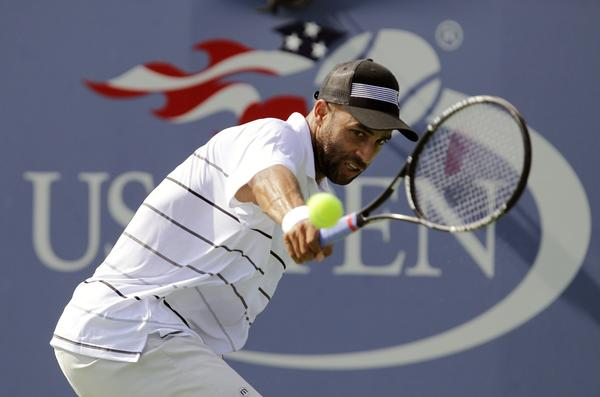 American tennis player James Blake announced Monday he will retire after the U.S. Open. Above, Blake at last year's Open.
