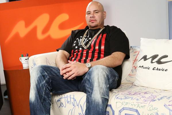 Fat Joe has turned himself in at a Miami prison to serve his four-month sentence for tax evasion. Above, the rapper photographed in New York this month.