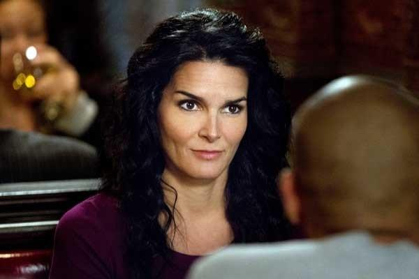 "Angie Harmon in ""Rizzoli & Isles"" on TNT."