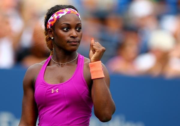US Open: Sloane Stephens