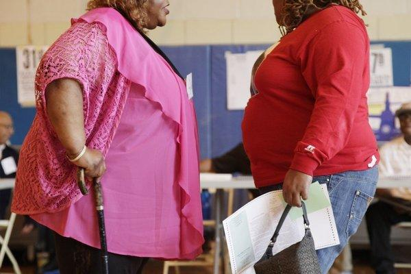 A new study finds that preventing further weight gain may be the best health-promotion strategy for African-American women who are overweight or moderately obese.