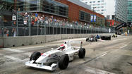 Street closures planned for downtown around Grand Prix race