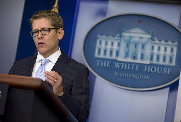 "The White House believes ""there is very little doubt"" that Syrian President Bashar Assad is responsible for the reported chemical attack, White House spokesman Jay Carney said."