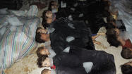 Pressure mounts for strikes on Syria over apparent use of poison gas