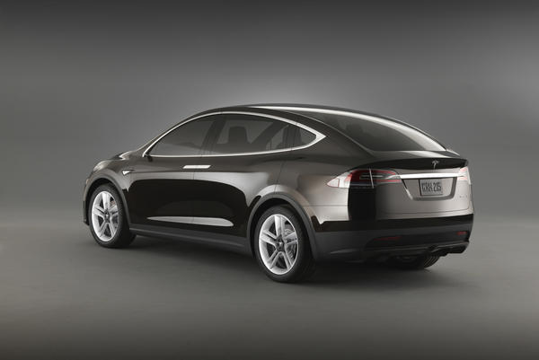 This Tesla Motors product combines the benefits of an SUV with a minivan.