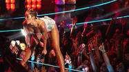 Miley Cyrus at the VMAs: The full-frontal-finger follow-up
