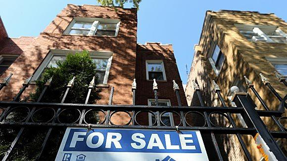 Home prices in Chicago and 19 other U.S. cities were up in June according to Case-Shiller.