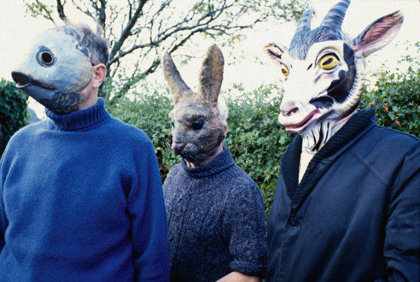 "A scene from Robin Hardy's 1973 film ""The Wicker Man,"" which will soon get a director's cut U.S. re-release."