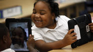 First L.A. Unified school gets iPads in $1-billion effort