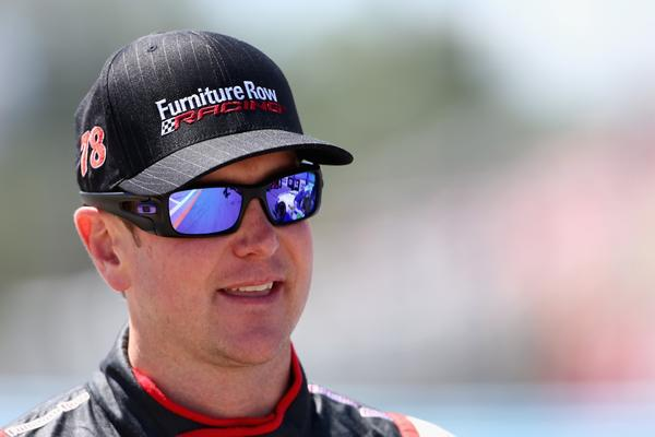 Former NASCAR champion Kurt Busch will join Stewart-Haas Racing next year.