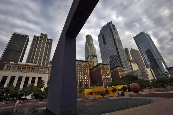 A task force has been named to seek money and legislation for a redesign of Pershing Square, one of Los Angeles' oldest parks.