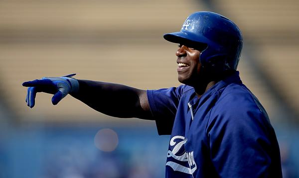 Dodgers outfielder Yasiel Puig showed his lighter side during a recent interview with ESPN Deportes' Enrique Rojas.