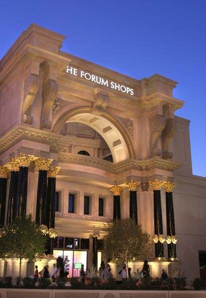 The Forum Shops at Caesars will hold its first-ever Festival of Fashion Sept. 6 and 7.