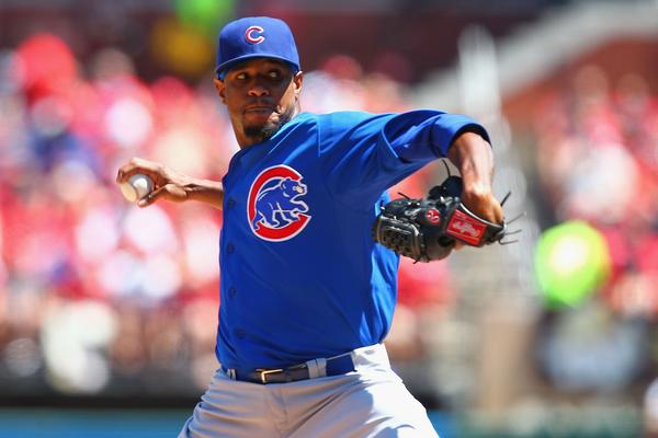Ten years into his career, Edwin Jackson still seeks consistency.