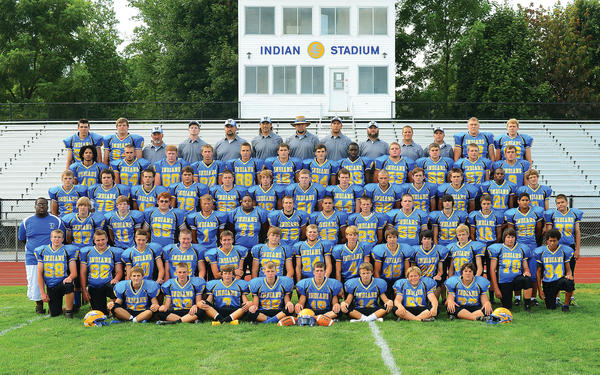 2013 Waynesboro football team