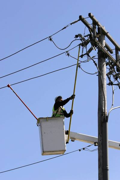 Electrical work is planned for La Grange, where an early June power outage left some residents critical of Commonwealth Edison's response.