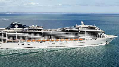 7-night eastern Caribbean cruise on the MSC Divina sailing from Miami from $229
