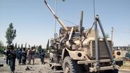 Militants in Afghanistan launch attacks against NATO