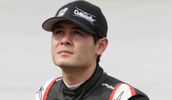 Kyle Larson reportedly will move up from NASCAR's Nationwide Series to its premier Sprint Cup Series with Earnhardt Ganassi Racing next year.