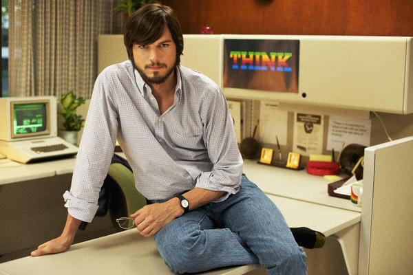 "Ashton Kutcher stars as Steve Jobs in ""Jobs."" Open Road Films, the distribution company that released the movie, has extended its $100-million revolving credit facility through 2018."