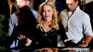 Madonna is Forbes' top-earning celebrity thanks to MDNA tour
