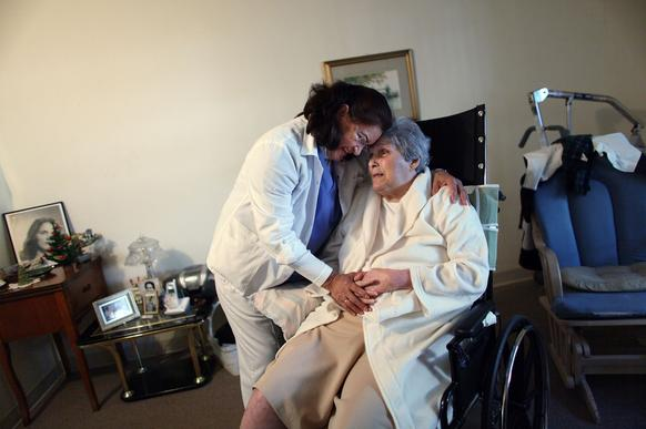 Home health aides provide individualized healthcare to elderly, convalescent or people with disabilities at the patient's home or in a care facility. The number of aides is projected to grow 52% to 93,100 in 2020, according to the state Employment Development Department. The mean annual wage for these jobs is $21,830, according to the Bureau of Labor Statistics.