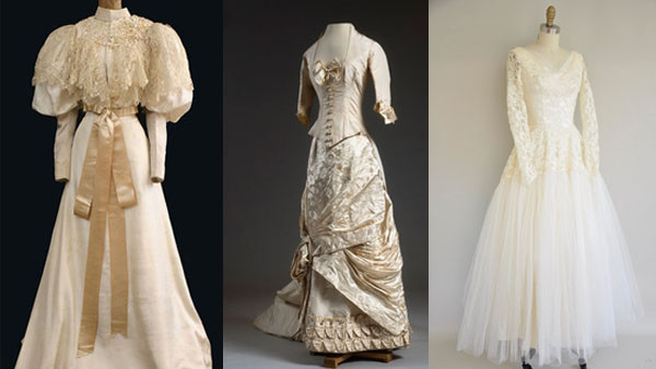 Pictures Wedding Dresses Through The Years Ct Now