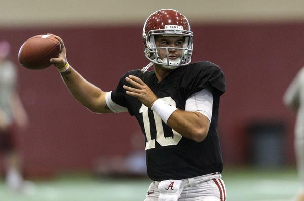 Alabama quarterback AJ McCarron is looking to become the first quarterback to lead his team to three national titles.
