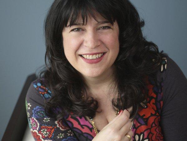 "E.L. James, author of ""Fifty Shades of Grey."""