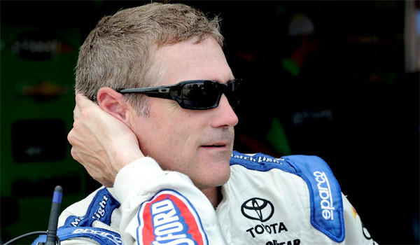 NASCAR driver Bobby Labonte, 49, suffered three broken ribs as a results of a cycling accident Wednesday.