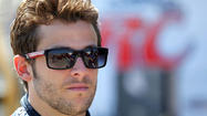 Still trying to live up to family name, Marco Andretti showing signs of improvement