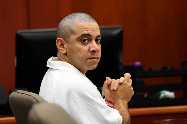 "Clemente Javier ""Shorty"" Aguirre in court in May."